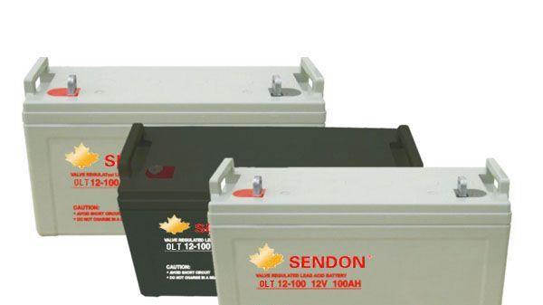 山顿蓄电池
