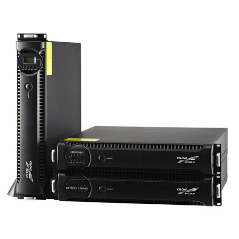 科华KR系列智能化超小型在线式UPS(机架式)