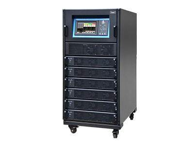RM系列10-90kVA机架式模块化UPS